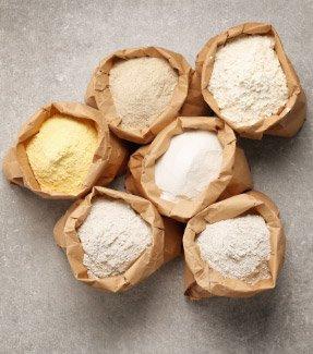 Mąki arachidowe.