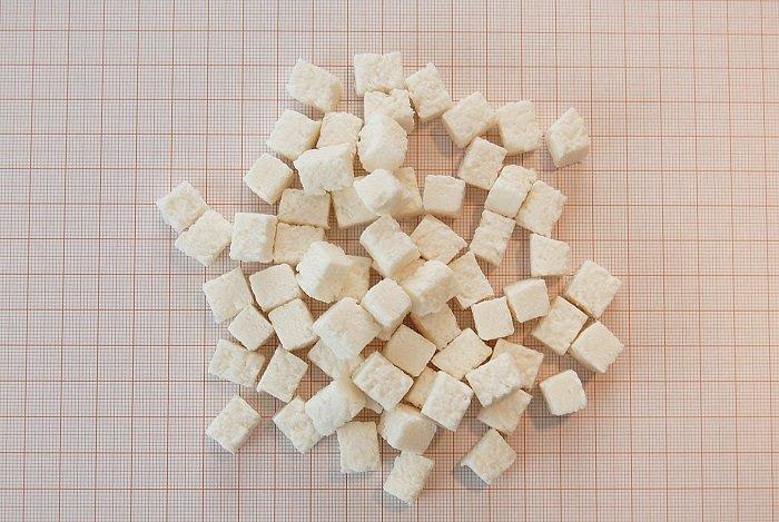 Kostka kokosowa soft 7x7